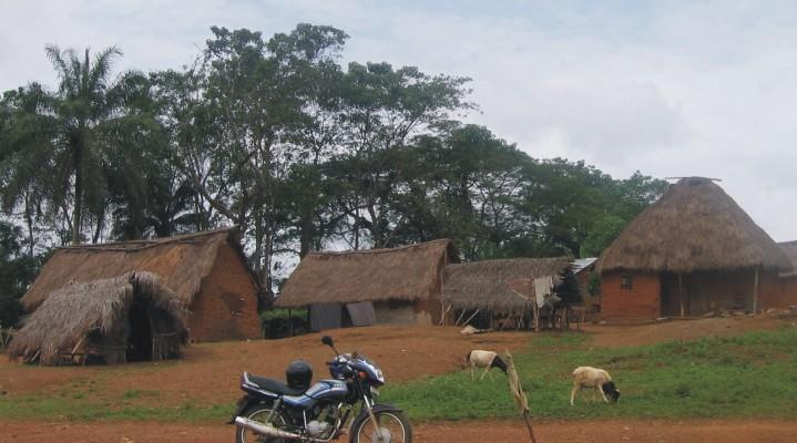 Yenga occupied by Guinea