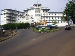 State House - Freetown