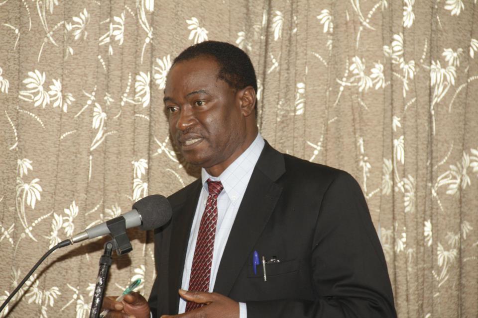 Dr  Samura Kamara 20131
