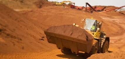 iron ore production in sierra leone