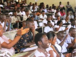Njala University students