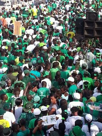 SLPP final push in Freetown