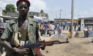 Ivory Coast civil war