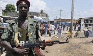 Ivory Coast civil war