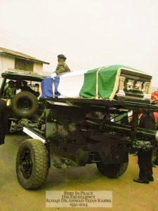 Tejan kabba state funeral -3