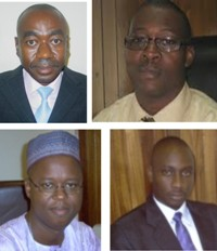 Edmond Koroma and other corruption indictees