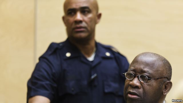Gbagbo at the ICC Feb 2013