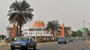 Guinea Bissau parliament
