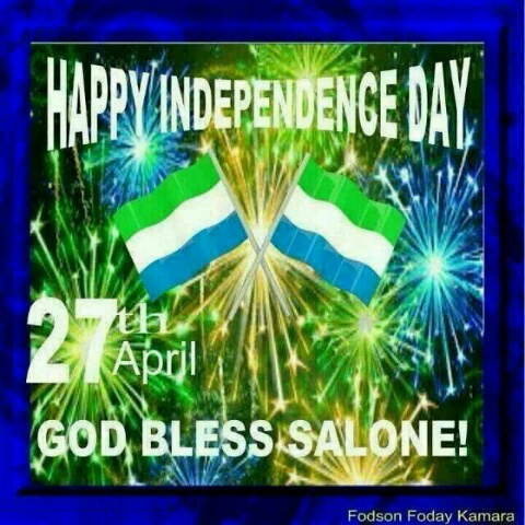 HAPPY INDEPENDENCE