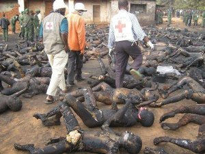 mans wickedness to one another - boko hara in nigeria may 2012
