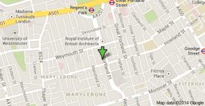33 Portland Place London
