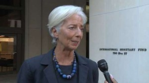 Lagarde video