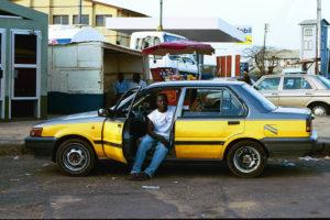 taxis in seierra leone