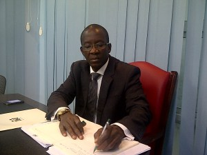 minister of health - Fofanah