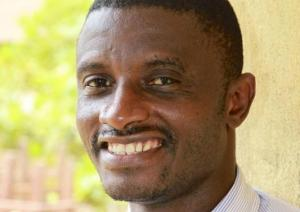 Handout shows Martin Salia, a Sierra Leonean doctor sick with Ebola