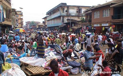 Freetown street traders2