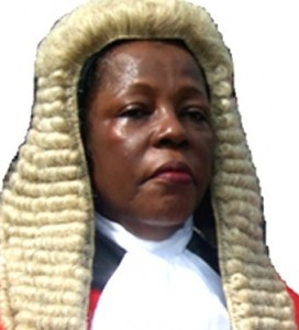 Umu Jallah – Chief justice