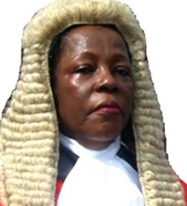 Umu Jallah - Chief justice