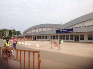 Lungi Airport 2014