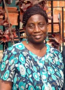 Dr Olivette Buck - RIP
