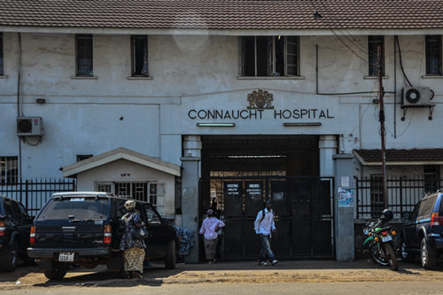 connaught hospital 2015