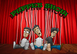 APC puppet show at a place near you