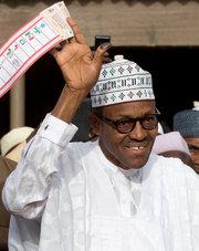 Buhari wins1 – AFP