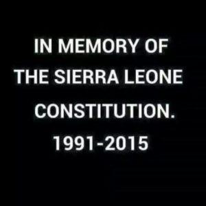 Constitution RIP