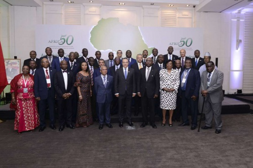 Africa50 group photo
