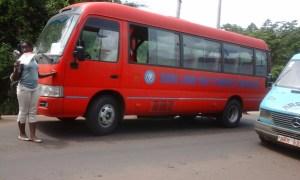 Broken down bus1