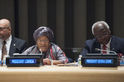 sirleaf and koroma