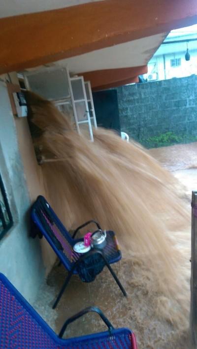 Freetown floods 20152