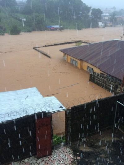 Freetown floods 20153