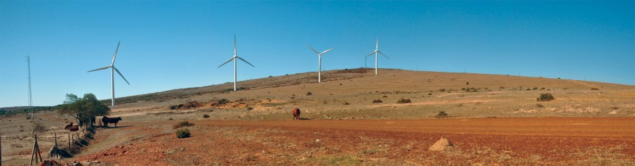 wind power - south africa