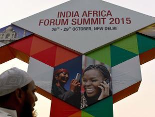 India Africa summit 2015