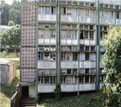 FBC – what used to be students accomodation