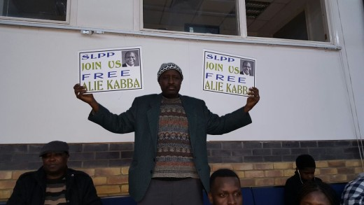 Free Alie kabba London4