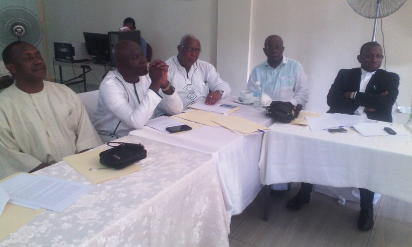 SLPP Peace talks - 8 Nov 2015 2
