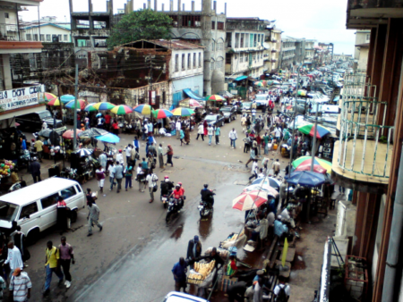 Freetown Street traders4