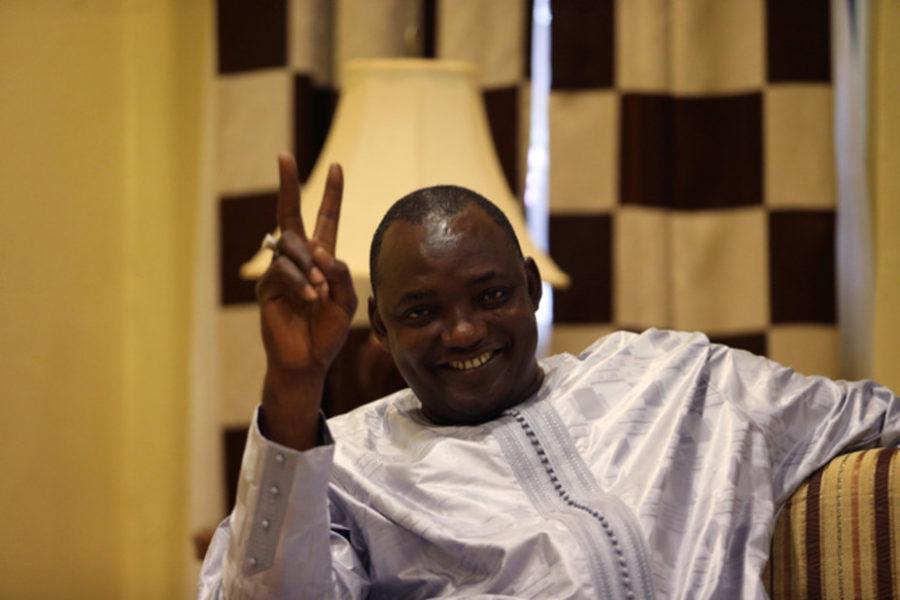 Adama Barrow – Gambian president elect