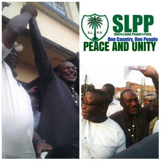 SLPP peace rally 11