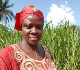 Social Welfare Minister Sylvia Olayinka Blyden – May 2017