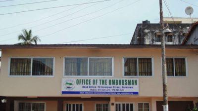 Ombudsman office