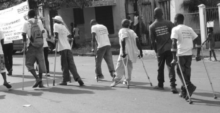 Sierra Leone disabled