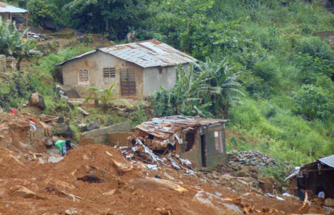 The Sierra Leone Mudslide Disaster Isn T Over Yet Here S What The