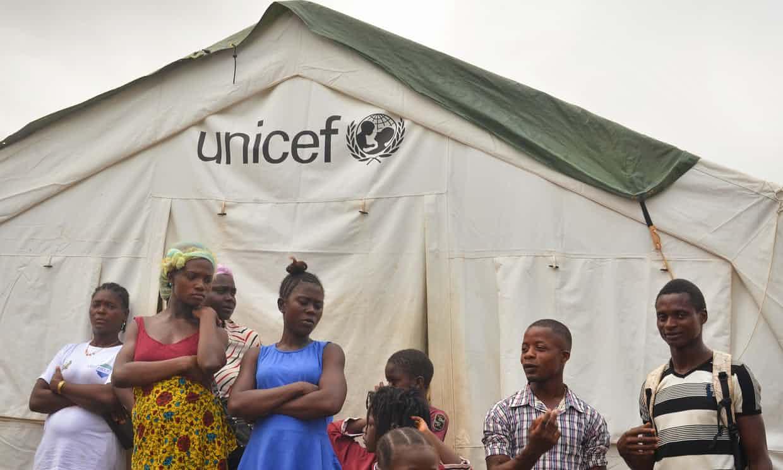 Sierra Leone mudslide victims