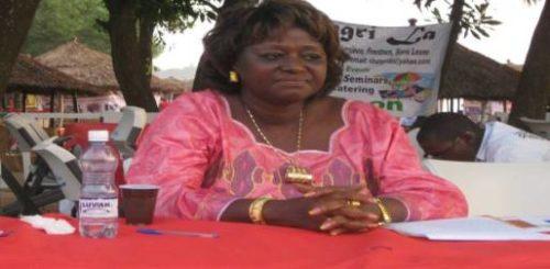 Victoria Saidu Kamara