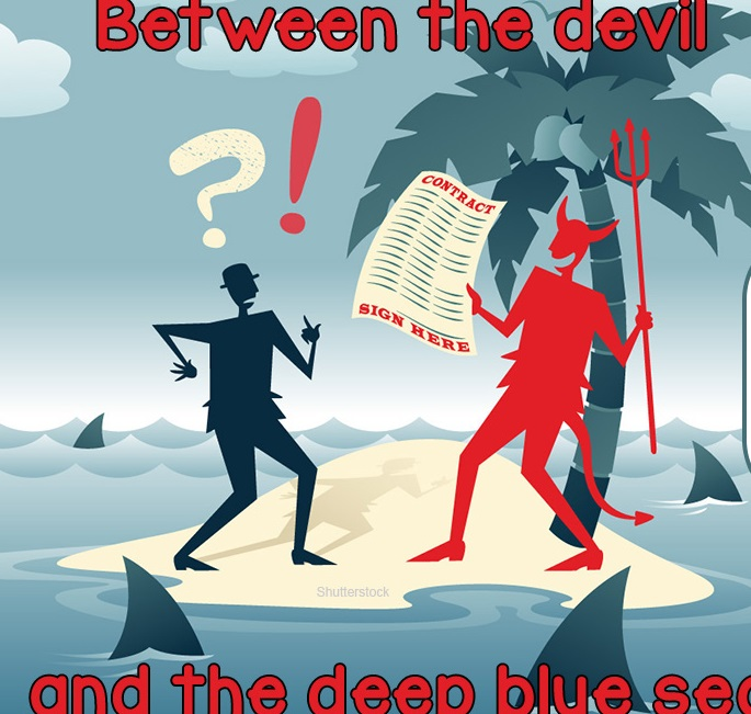 Devil and deep blue sea2