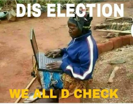 citizen monitoring election
