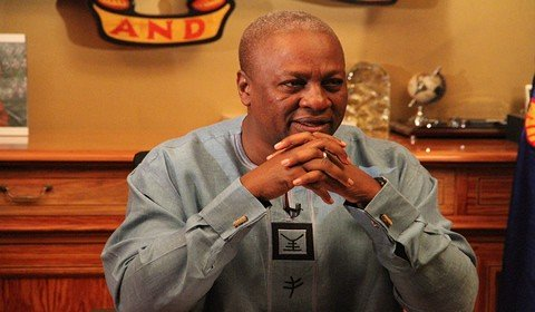 John Mahama – former Ghanain president